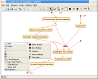 Another activity diagram